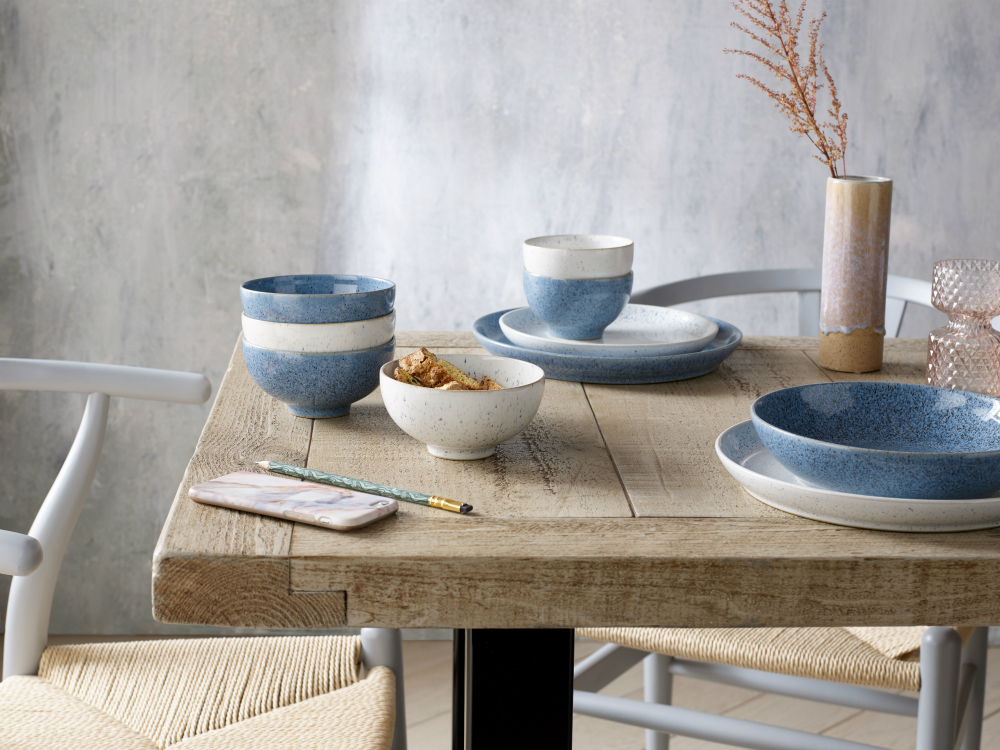 WIN a Denby Studio Blue Set worth £165